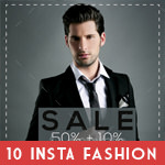 Instagram Fashion Banner Bundle - 7