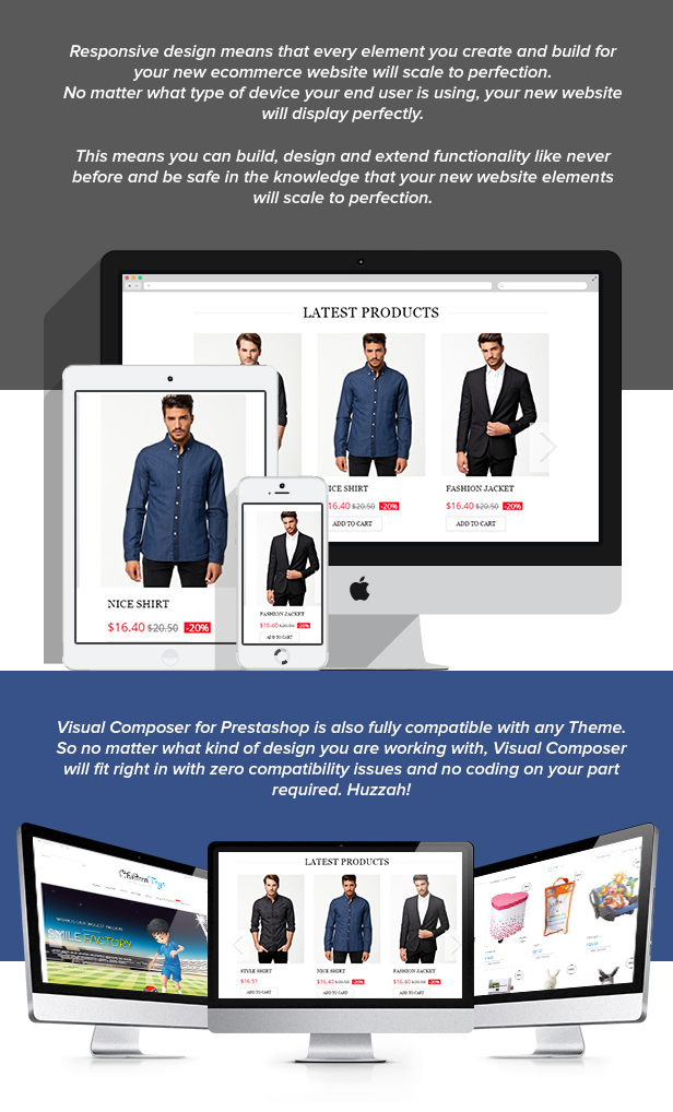 Visual Composer: Page Builder for Prestashop - 16