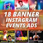 Instagram Banner Events - 1