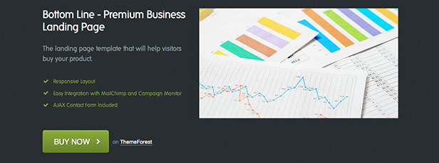 Bottom Line - The Image Page Template