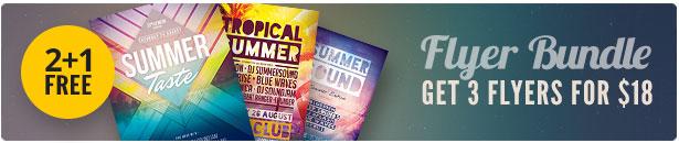 Summer Flyer Bundle Vol.05