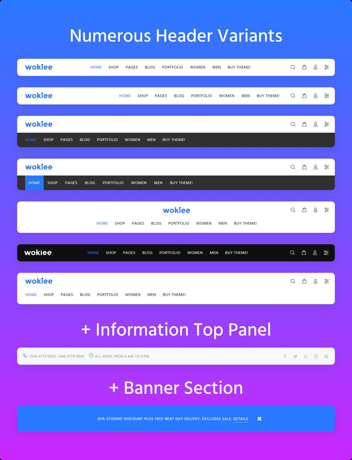 Wokiee - Ecommerce HTML Template - 7