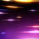 Fast Curved Multicolor Streak Lights