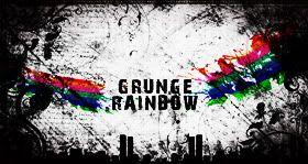 Grunge-Rainbow