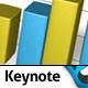 Clean White Keynote Presentation - GraphicRiver Item for Sale