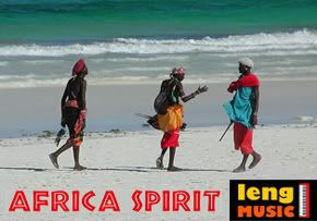 Africa Spirit by Leng Music