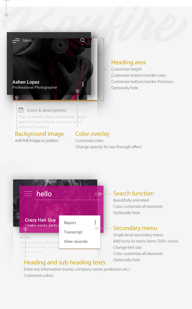 Morph: Flyout Mobile Menu for WordPress - 5
