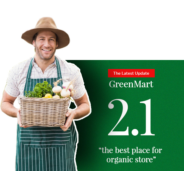 GreenMart – Organic & Food WooCommerce WordPress Theme - 4