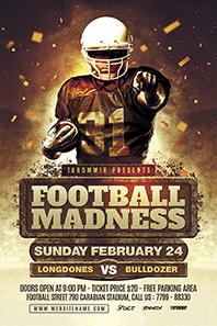 94-Football-madness-flyer
