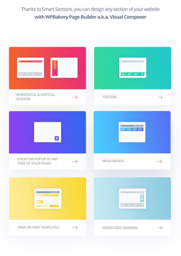 Smart Sections Theme Builder - WPBakery Page Builder Addon - 3