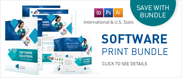 IT – Software Trifold Brochure - 1