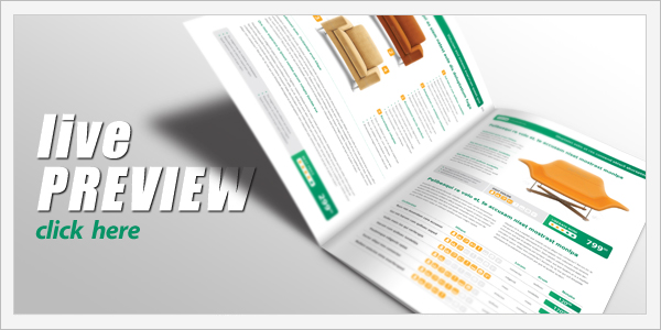 product catalogue templates free