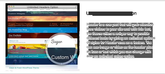 Sugar - Business Responsive WordPress Theme - 8