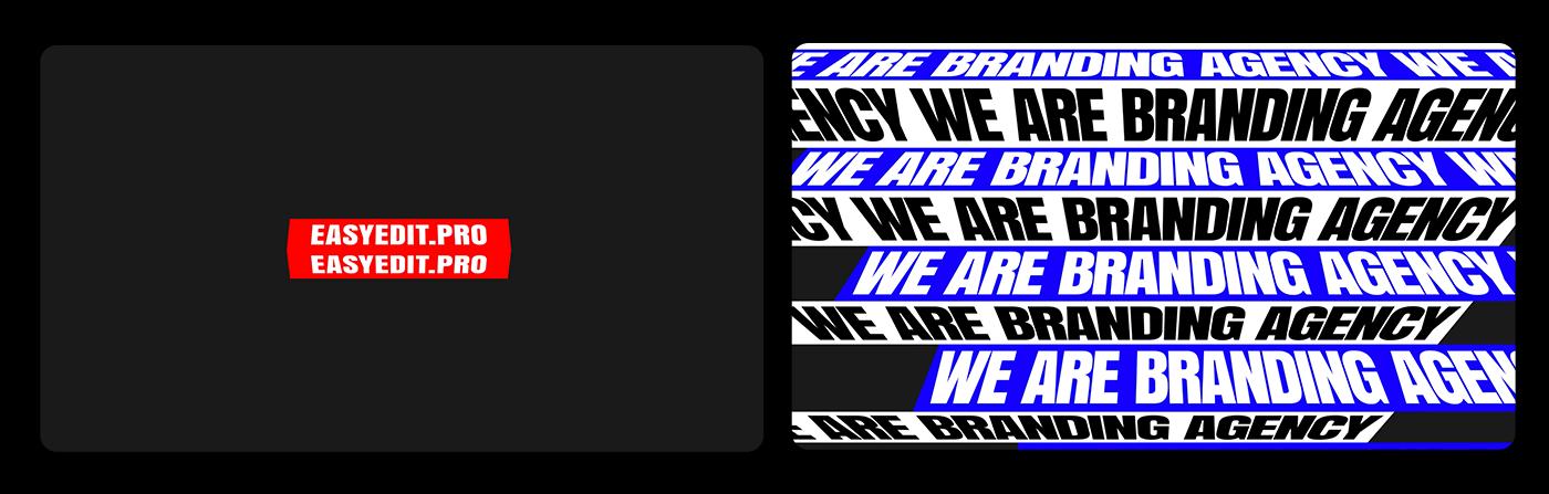 AE脚本-200多个创意文字标题排版时尚宣传视频包装动画工具包 Kinetic Social Pack for Win/Mac破解版插图22