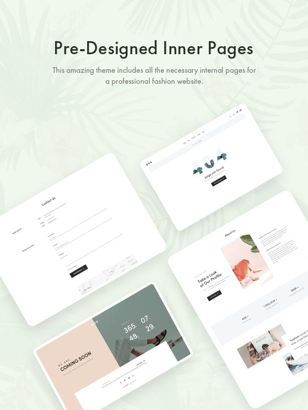 QOS - WooCommerce WordPress Theme