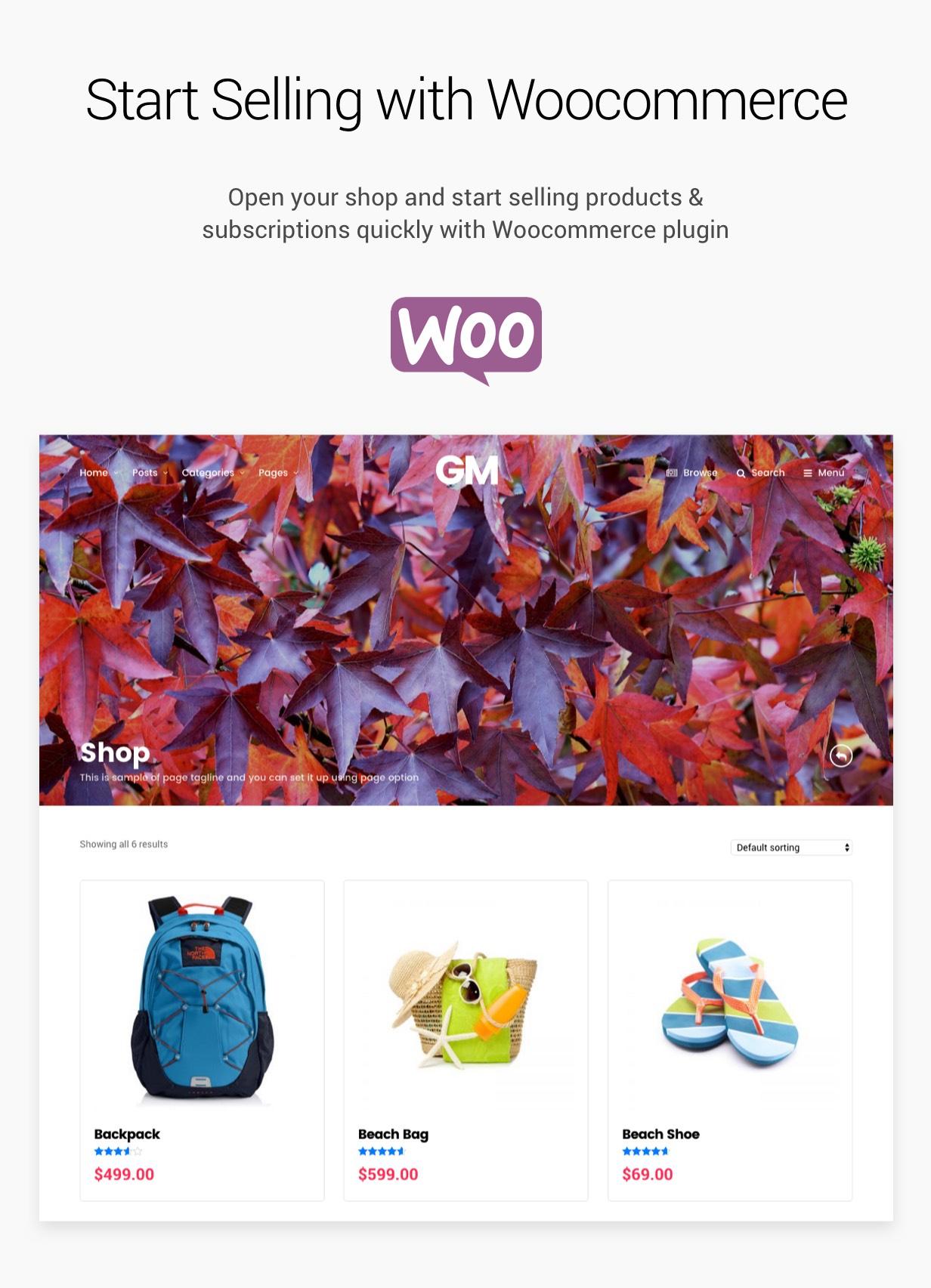 Grand Magazine - Magazine WordPress for Magazine