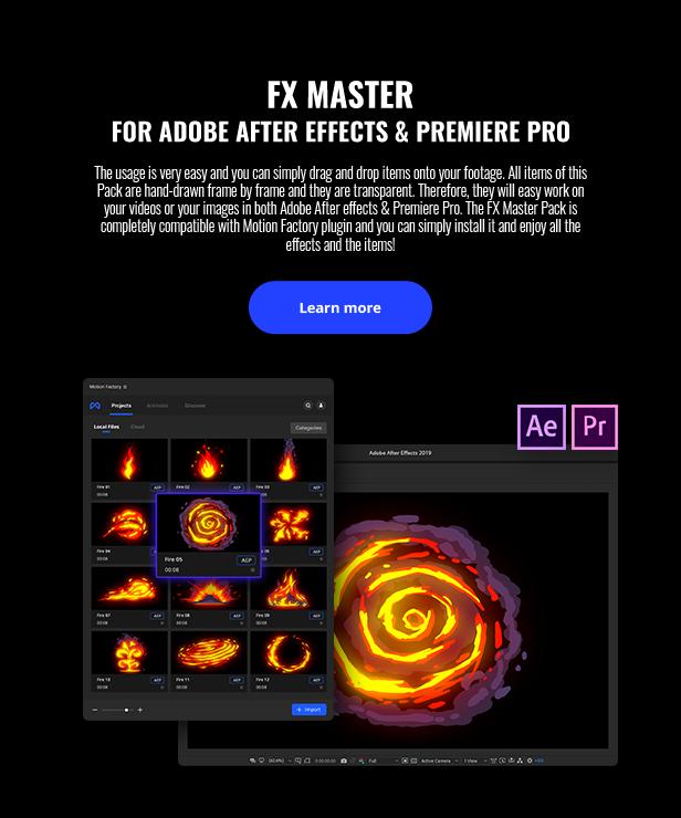 FX Master - Cartoon Action Elements - 4