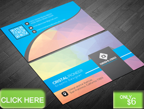 Colorful Art Business Card - 9