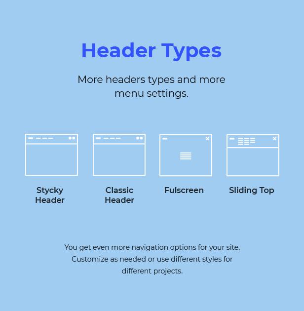 LEVELUP - Responsive Creative Multipurpose WordPress Theme - 8