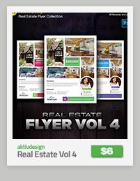Real Estate Flyer | Vol 04 - 6