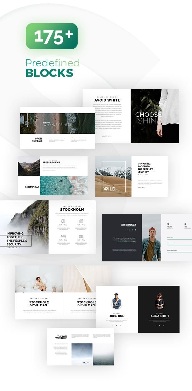 Simplux WordPress Theme
