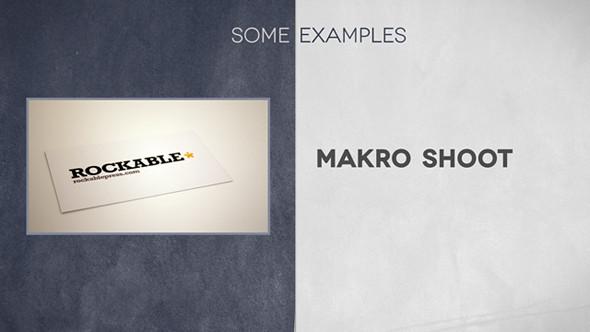 Typographic Promotion - 3