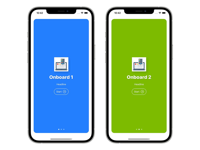 SwiftUI WebView App | Full iOS Application - 1