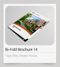 Bi-Fold Brochure 35 - 18
