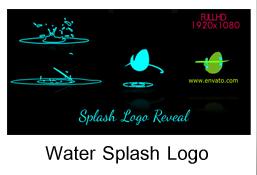 Ink Logo Reveal - 11