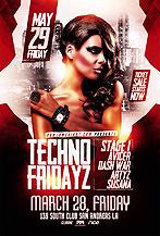 Techno Fridays