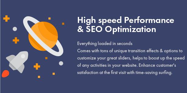 Great Site Performance & Seo Optimization
