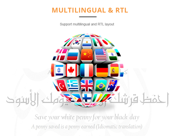 FCstore - Multi-language