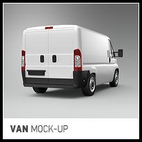 Van Mockup - 12