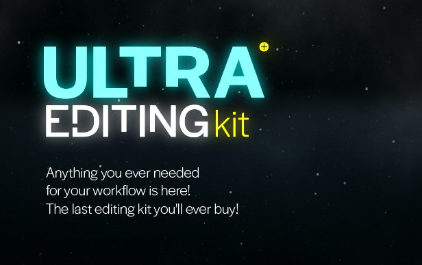 Ultra Editing Kit | Premiere Pro - 2