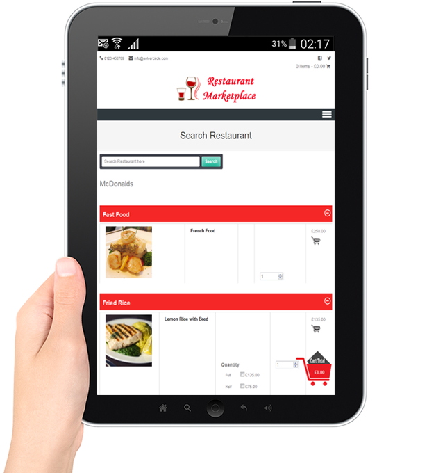 Online Multi Restaurants Marketplace for WooCommerce - 21