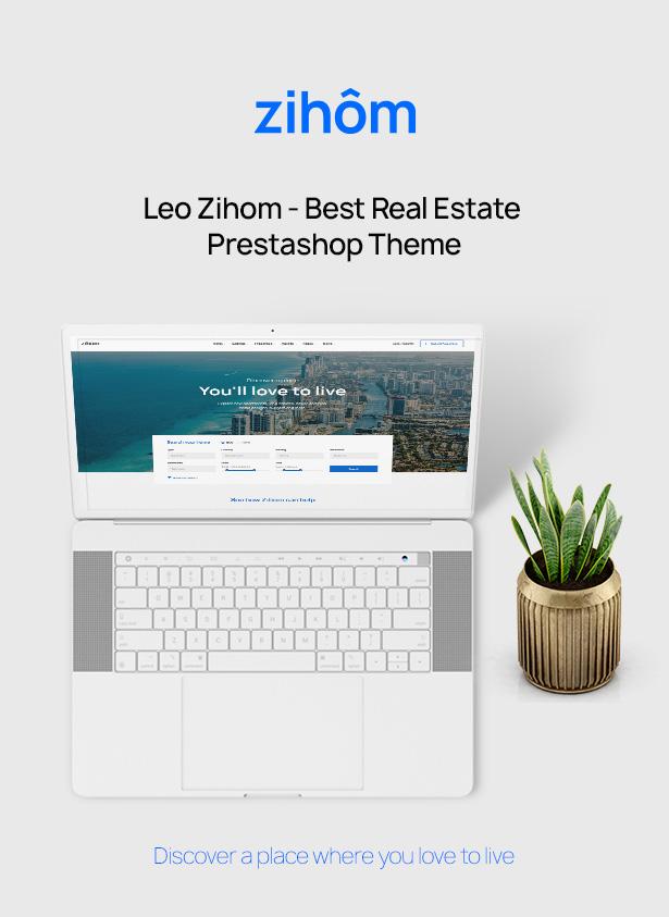 Leo Zihom Prestashop Real Estate Theme