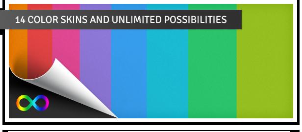 Unlimited Colors