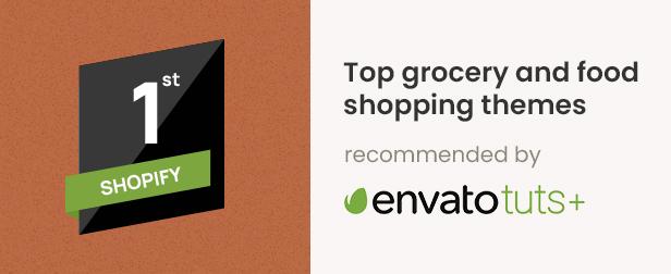 Vegist - The  Vegetables, Supermarket & Organic Food eCommerce Shopify Theme - 1