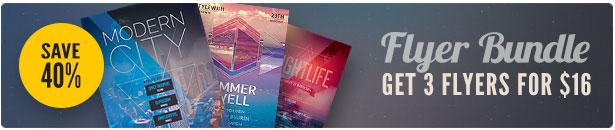Geometric Flyer Bundle