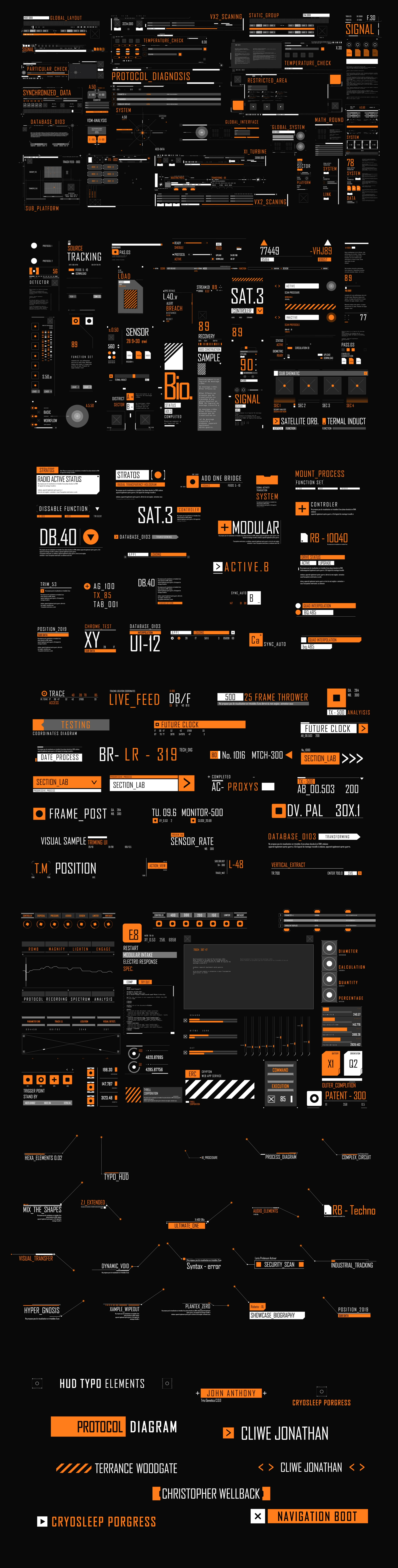 HUD Typography - 5