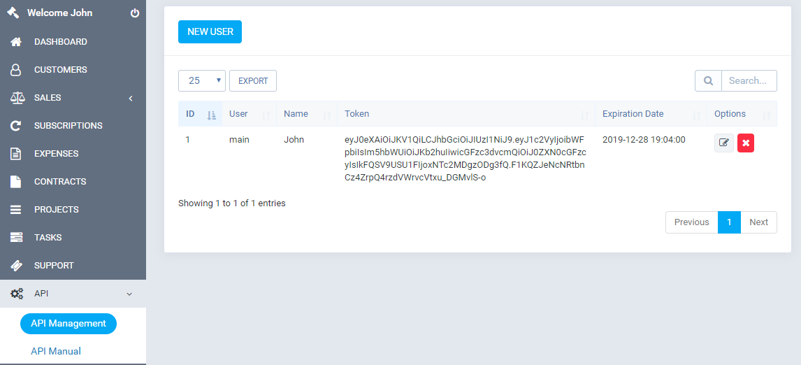 REST API for Perfex CRM - 1