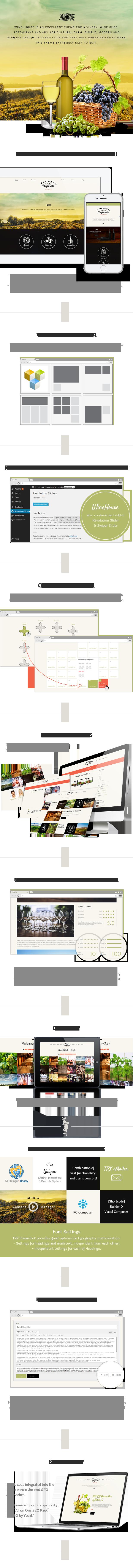 Wine House | Winery & Restaurant WordPress Theme - 3