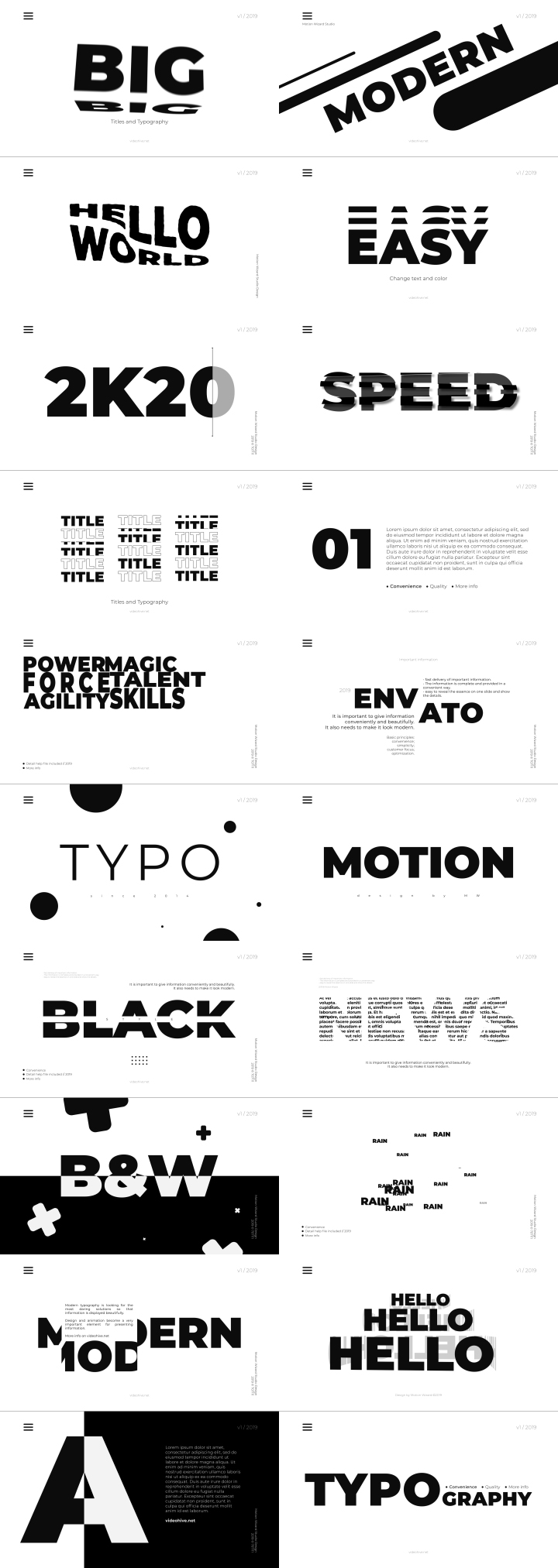 Black Edition - Graphics Pack - 5