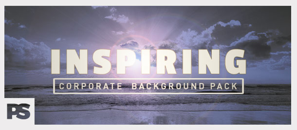 Inspiring Corporate Background Pack - 1