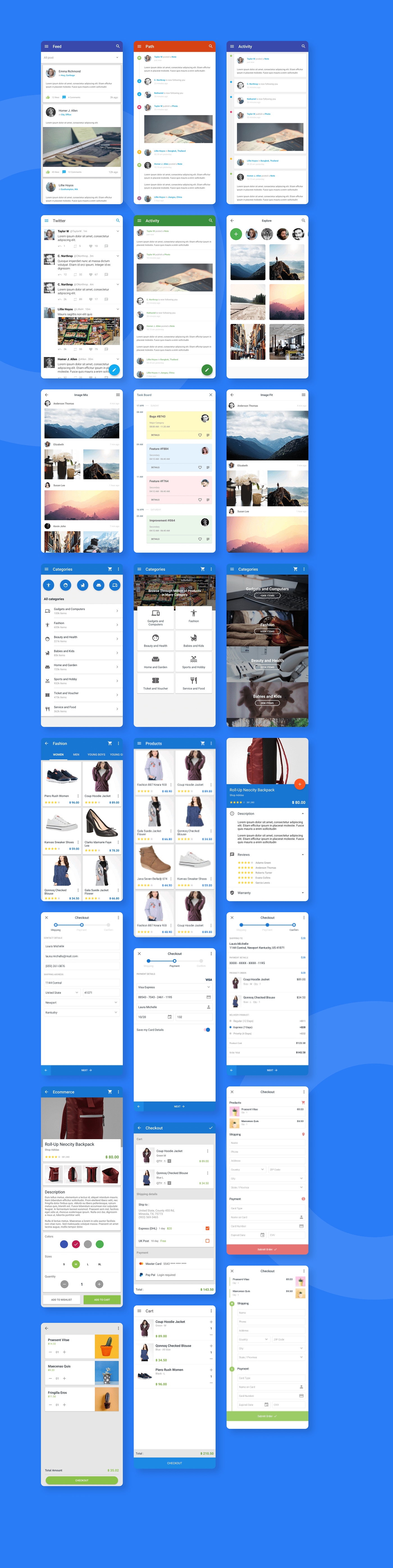 MaterialX - Android Material Design UI Components 2.7 - 28