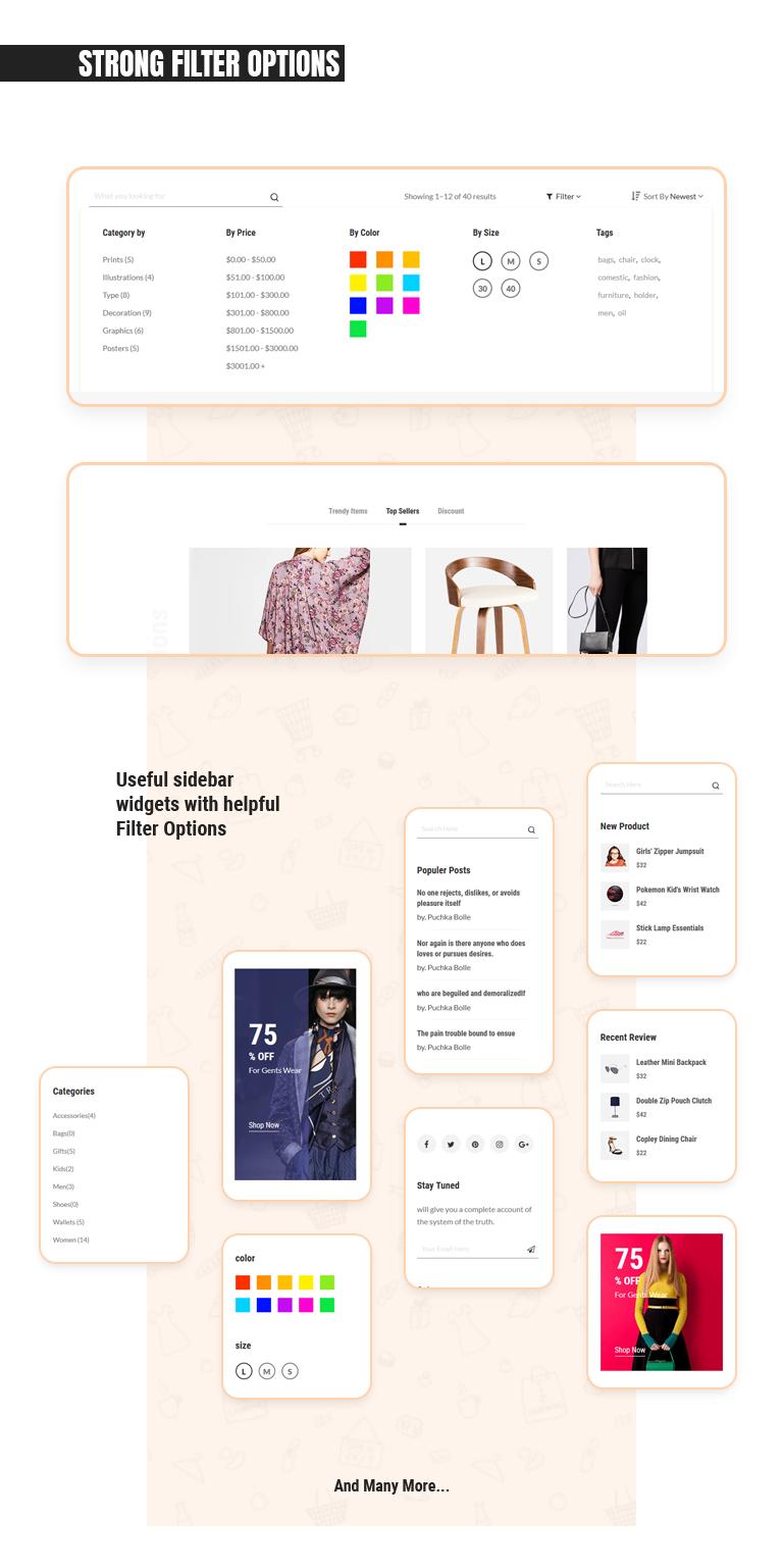 Woolea | Minimal WooCommerce Theme 46
