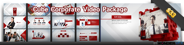 Cube Corporate Video Package