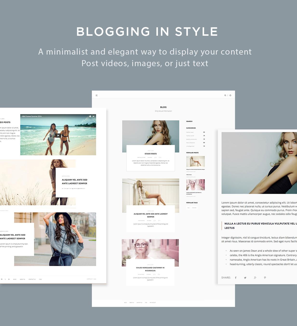 Floris - Fashion Shopping Theme - 13