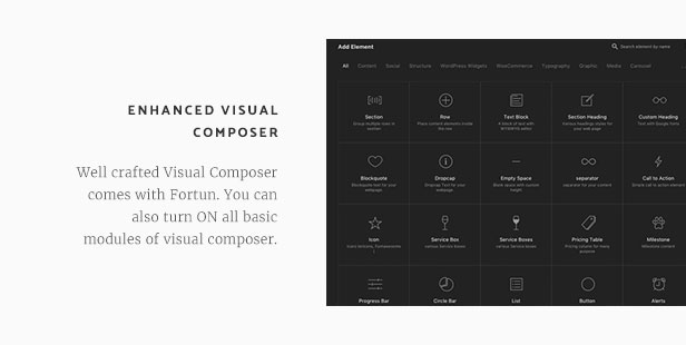 Milton | Multipurpose Creative WordPress Theme - 11