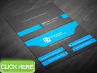 Colorful Art Business Card - 25